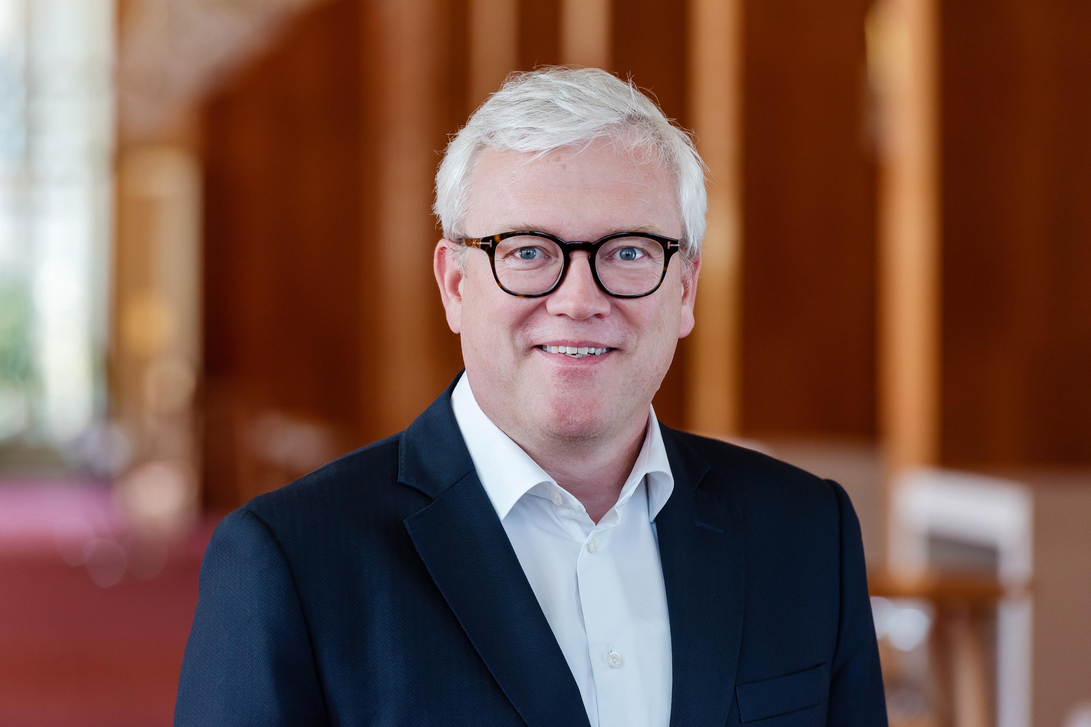 Ulrich Jagels soll neuer Geschäftsführer der Bayreuther Festspiele werden.